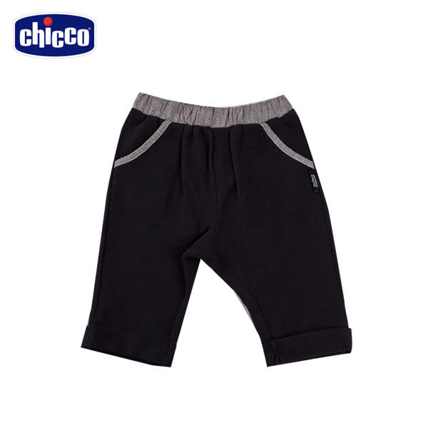 chicco- 競速小熊-長褲-青
