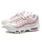 NIKE WMNS AIR MAX 95 米白 粉 杏麂皮 氣墊 慢跑鞋 女 (布魯克林) 307960-116