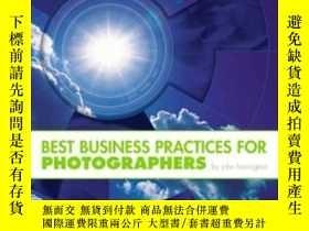 二手書博民逛書店Best罕見Business Practices For Pho