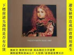 二手書博民逛書店THE罕見REGENT MAGAZINE——1987Y23470