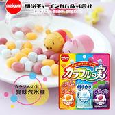 日本 meisan 明治產業 變味汽水糖 25g 汽水糖 水果糖 柳橙 葡萄 水果軟糖 軟糖 糖果