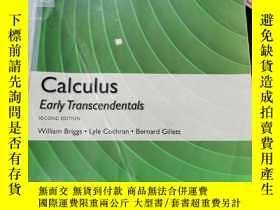 二手書博民逛書店calculus罕見early transcendentals(1690)Y173412 william br