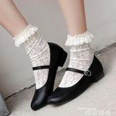 娃娃鞋夏季日系女鞋瑪麗珍單鞋復古森女學院風軟妹小皮鞋圓頭娃娃鞋 時尚新品