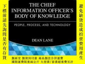 二手書博民逛書店The罕見Chief Information Officer s Body of Knowledge: Peopl
