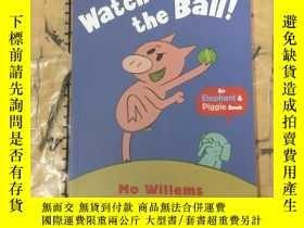 二手書博民逛書店Watch罕見Me Throw the Ball!Y11418 MO WILLEMS WALKER BOOKS