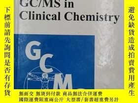 二手書博民逛書店GC MS罕見in Clinical ChemistryY191