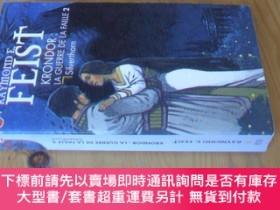 二手書博民逛書店法文原版Krondor罕見- La guerre de la Faille 2 - Silverthorn.Ray