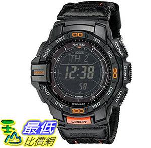 [美國直購] 手錶 Casio Mens PRG-270B-1CR PRO TREK Aviator Black Watch