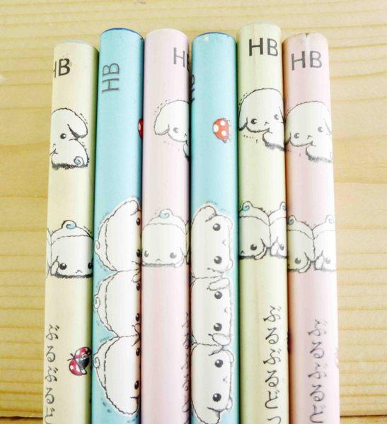 【震撼精品百貨】BuruBuru_抖抖狗~鉛筆-6入-米粉色