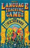 二手書博民逛書店 《Language Teaching Games and Contests》 R2Y ISBN:0194327167│Oxford University Press