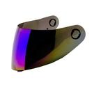 【東門城】SOL  SM-2 專用電鍍鏡片(電鍍藍) 安全帽鏡片