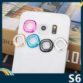 三星 Galaxy S6 類金屬加厚鏡頭貼 圓圈墊高螢幕保護貼 完美保護防刮花 不影響拍照/攝 一枚裝