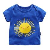 618好康鉅惠女嬰打底衫初生新生兒衣服0-3月上衣
