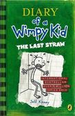 (二手書)Diary of a Wimpy Kid: The Last Straw