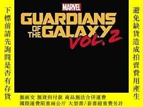 二手書博民逛書店Marvel s罕見Guardians Of The Galaxy Vol. 2 PreludeY256260