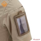 識別證件套 軍迷戶外證件識別袋ID名片夾殼公交卡袋身份證套