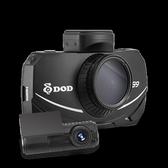 DOD CS9 (送128G+DP4電力線)SONY感光 前後雙鏡行車記錄器