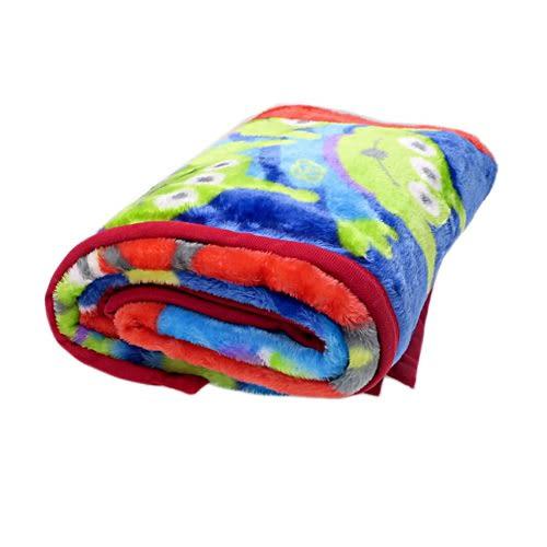 DISNEY 玩具總動員兒童用單人毛毯M(三眼怪夾娃娃機)★funbox★丸真_RS65849
