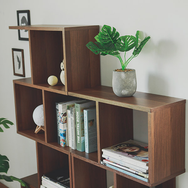 三層櫃 書櫃 收納櫃 置物架 屏風 組合櫃 【N0086】伊索多用途組合櫃三層 收納專科