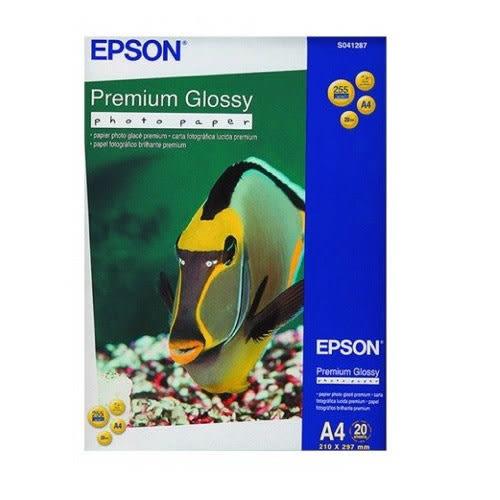 EPSON S041287 A4優質相片紙 (20張/包)