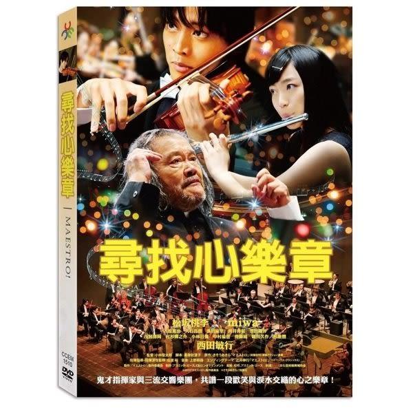 尋找心樂章 DVD (購潮8) 4717904900805