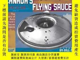 二手書博民逛書店Avrocar:罕見Canadas Flying Saucer: The Story of Avro Canada