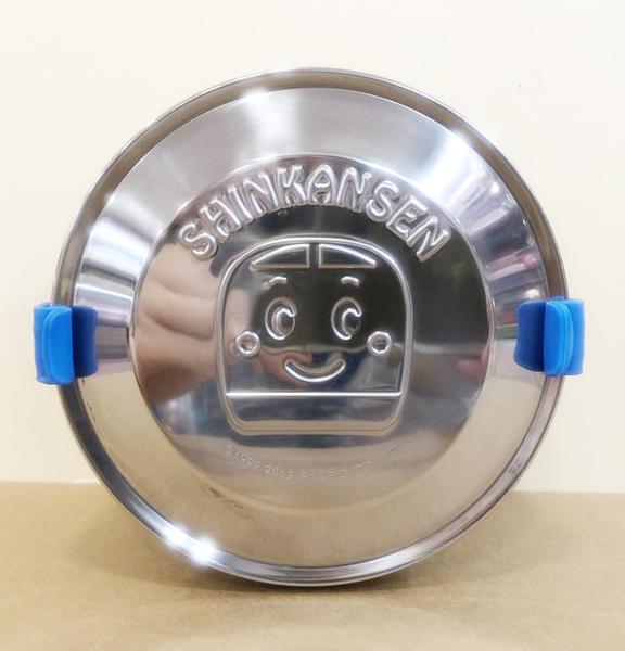 【震撼精品百貨】Shin Kan Sen 新幹線~多美單層便當盒(不銹鋼)