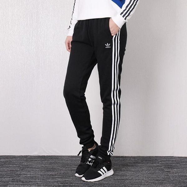 [TellCathy 4]Adidas REGULAR TRACKPANT 三線 縮口 DV2572