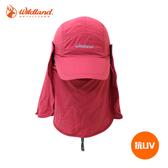 Wildland 中性抗UV多功能棒球帽W1031 / 城市綠洲 (UPF30+.防曬.防紫外線.機能帽.吸濕快乾透氣)