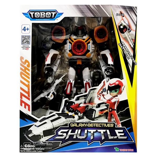 《 TOBOT 》 機器戰士 - GD SHUTTLE╭★ JOYBUS玩具百貨