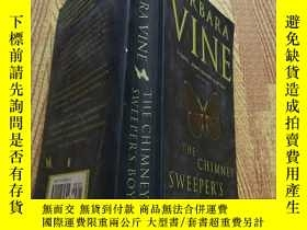 二手書博民逛書店BARBARA罕見VINE THE CHIMNEY SWEEPER S BOYY15196