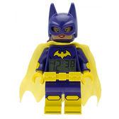免運費【 樂高積木 LEGO 】樂高鬧鐘 - 樂高蝙蝠俠電影  蝙蝠女孩╭★ JOYBUS玩具