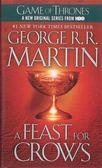 (二手書)A Feast for Crows (A Song of Ice and Fire, Book 4)