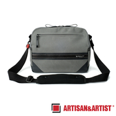 【ACAM9200】日本 ARTISAN & ARTIST 冷都灰調相機包 ACAM 9200 (拉鍊) 產地:日本 手工製作