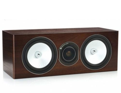 英國 Monitor Audio Silver RX Centre 中置揚聲器