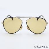 DB EYEWEAR 貝克漢設計品牌 DB 7003S (金) 飛官款 太陽眼鏡 久必大眼鏡
