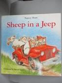 【書寶二手書T8/原文小說_KFX】Sheep in a Jeep_Shaw, Nancy E./ Apple, Margot (ILT)