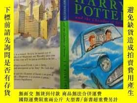 二手書博民逛書店HARRY罕見POTTER and the Chamber of Secrets:哈利波特與密室~Y20039