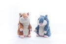 【葉子小舖】(普通版)會說話的倉鼠/老鼠/錄音老鼠/益智早教玩具/兒童學語娃娃/智能娃娃
