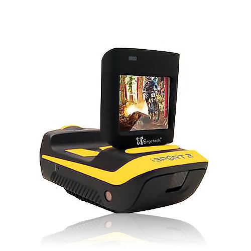Ergotech 人因科技 CR22Y i-Sport2 運動型 全功能 行車記錄器