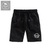 【Roush】 TEXAS美式印花短棉褲 -【2020169】