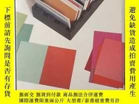 二手書博民逛書店Box366:罕見Color Card Set Box366:彩