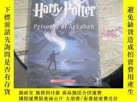 二手書博民逛書店Harry罕見potter and the prisoner of Azkaban【 】Y5803