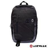 美國 AIRWALK-未來宣言萬用後背包-黑色