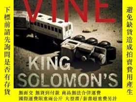 二手書博民逛書店King罕見Solomon s Carpet-所羅門王地毯Y436638 Barbara Vine Pengu