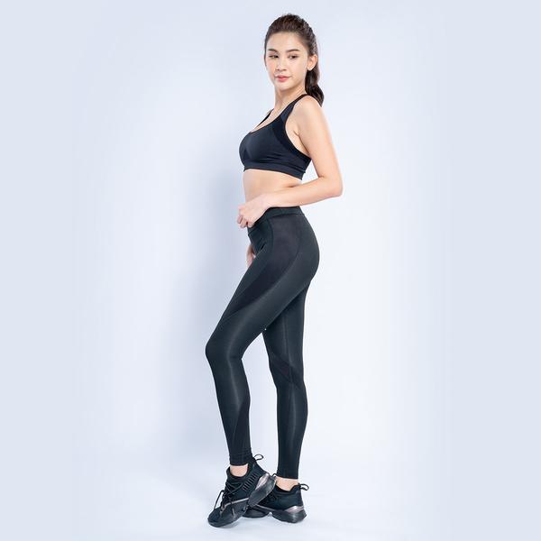 S型強化支撐壓力褲-女款-clubFIT