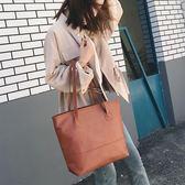 托特包 新款大包包新款潮韓版百搭托特包時尚托特包大容量托特包 Mt1507『紅袖伊人』