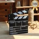 【04529】 小號木質電影拍板 導演板...