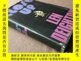 二手書博民逛書店Close-Up罕見(英語 布面精裝)Y278316 Len D
