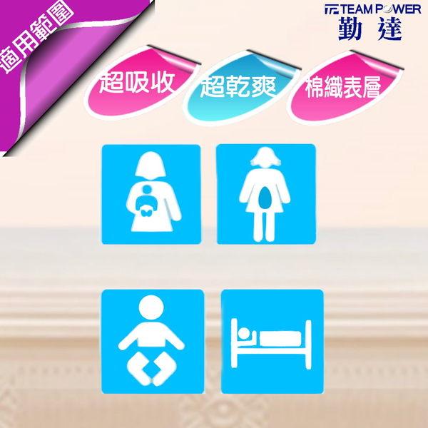 ★箱購價★【勤達】看護墊/產褥墊-60x90cm-舒適吸收力強 安養院專用-15包/箱(共150片)